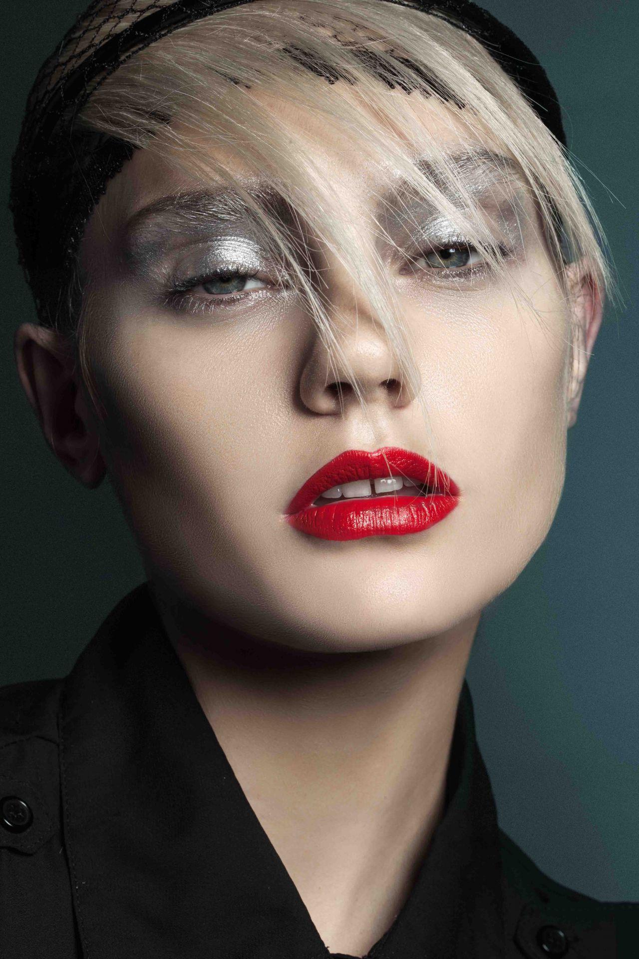 Frisuren Kollektion von Lucie Doughty