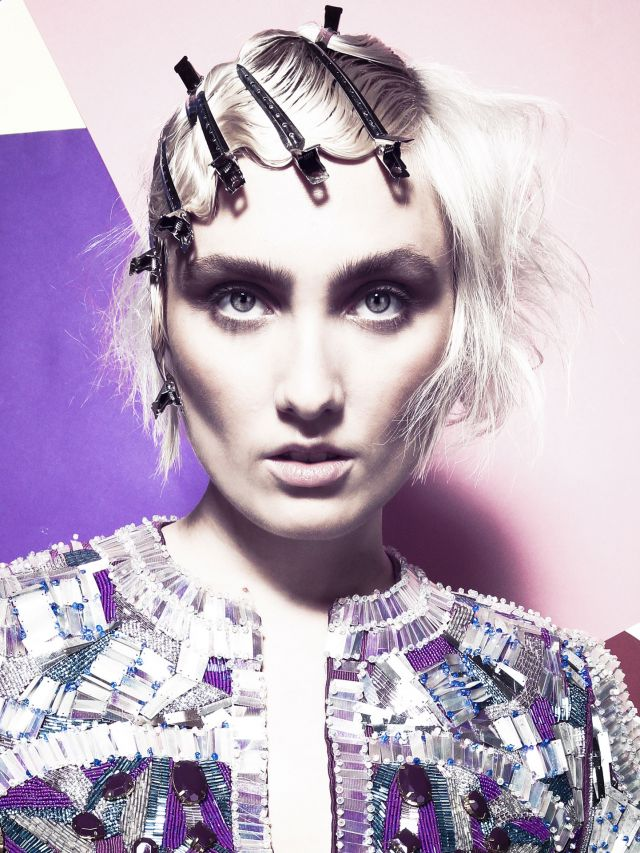 Vibrancy  Hair: Jamie Stevens  Styling: Robert Morrison  Make-up: Jess Mowbray & Doey Drummond  Photographer: Jens Wikholm