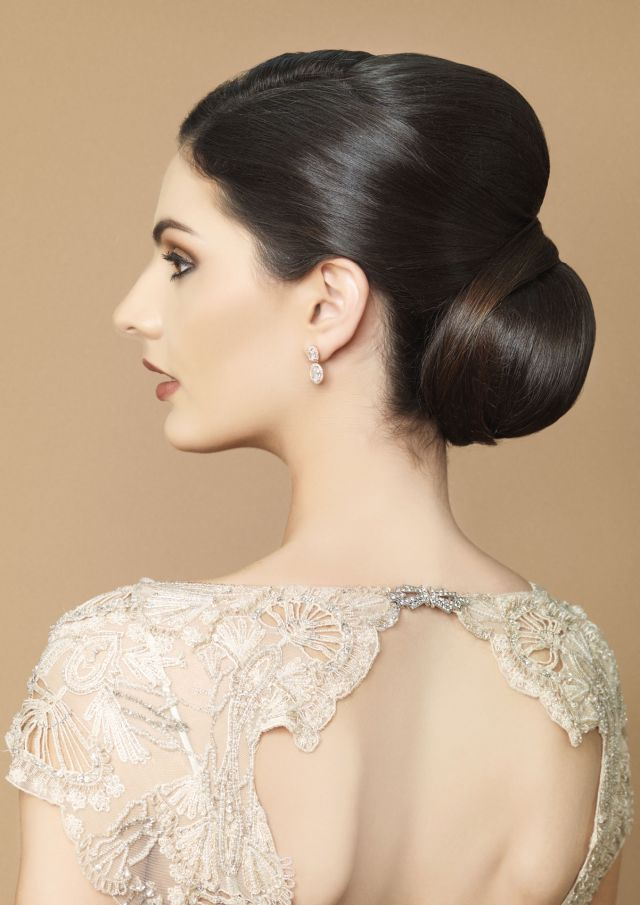 Hair: Danielle Stewart  Opulent Collection