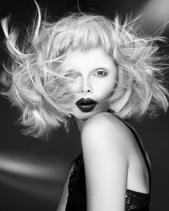BHA, Hair: Caroline Sanderson Photography: Richard Miles