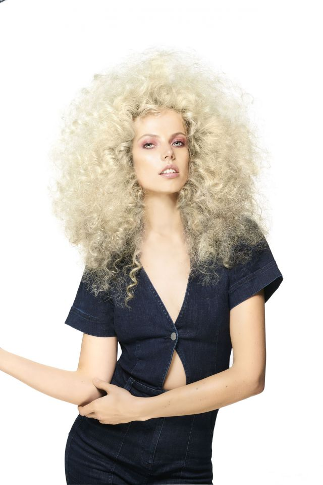 Collection Name: Hybrid Hairstyling: Clive Allwright for muk Haircare  Colour: Lia Mei for muk Haircare