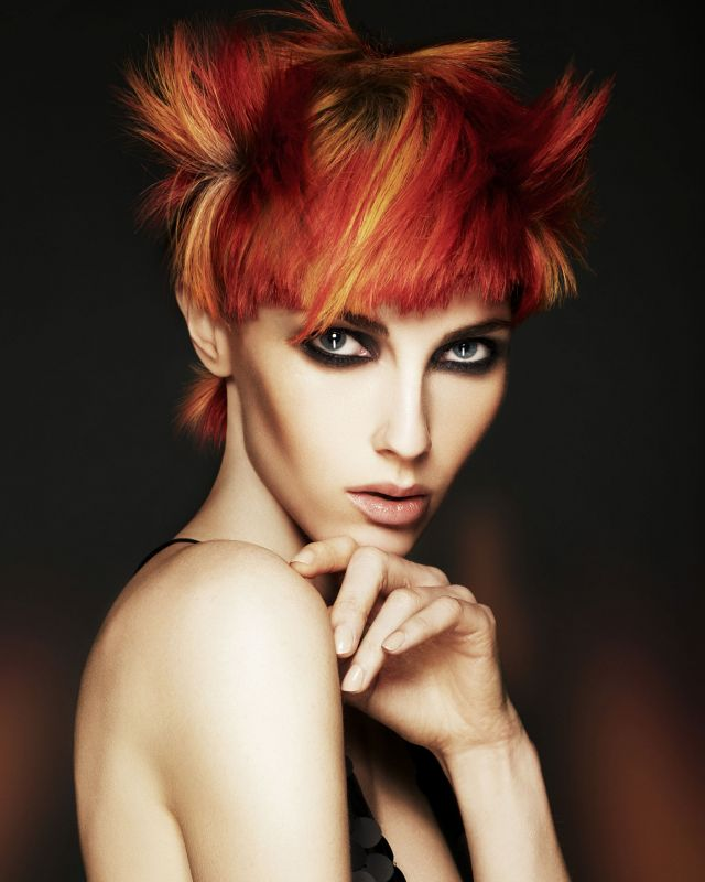 Hair: Mark Leeson Hair, Mansfield and Chesterfield