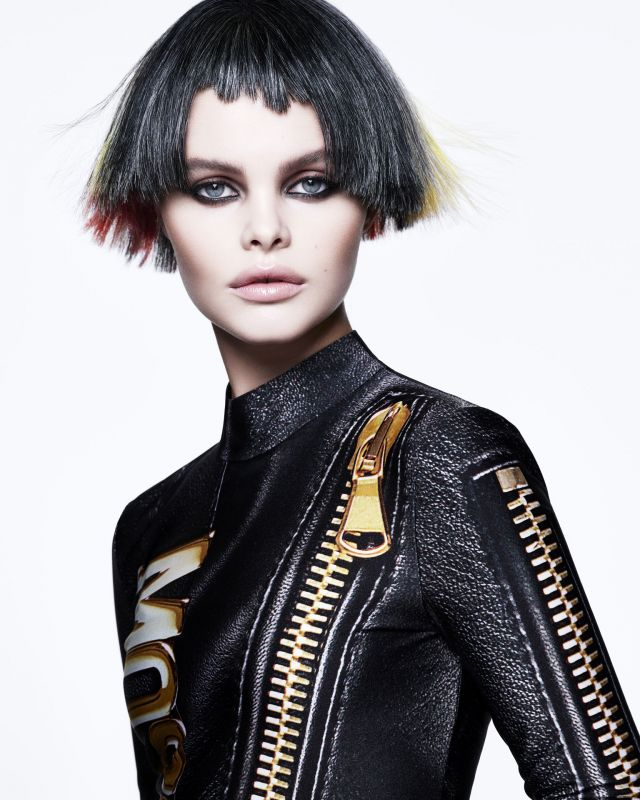 Onyx Collection Hair: Mark Leeson @ Mark Leeson for Revlon Professional Make up: Lan Nguyen Grealis Fashion: M&R Photography: Richard Miles