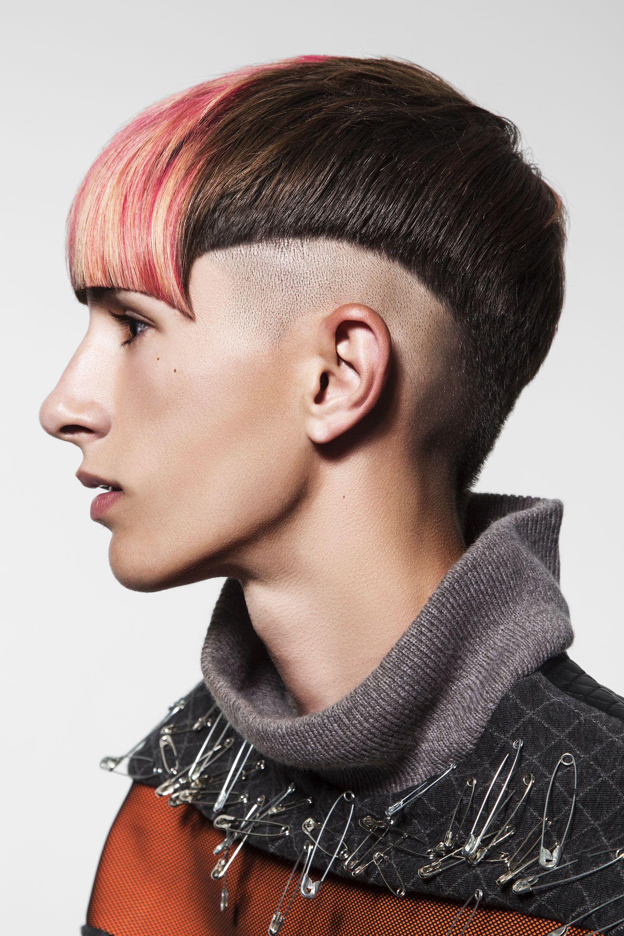 Metal Frisuren Kollektion Von Salones Carlos Valiente