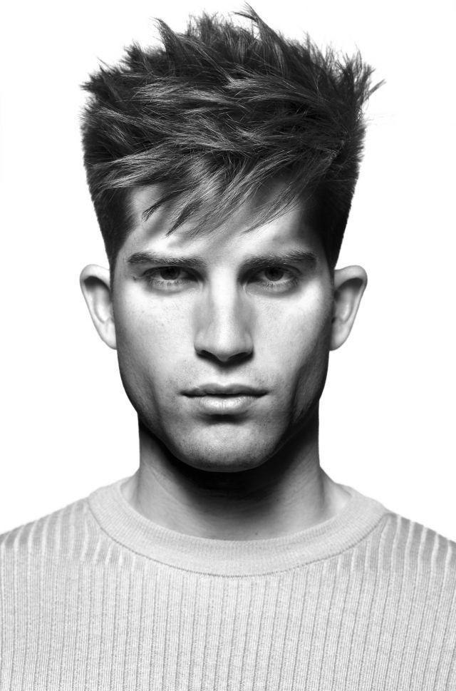Simple Männer Frisuren Kollektion von Makeover