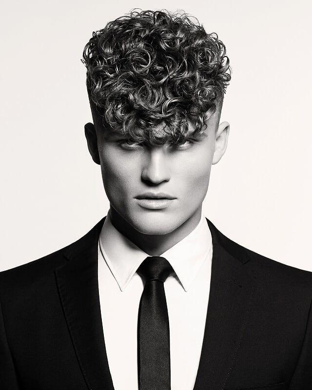 Lockige Manner Hairstyles