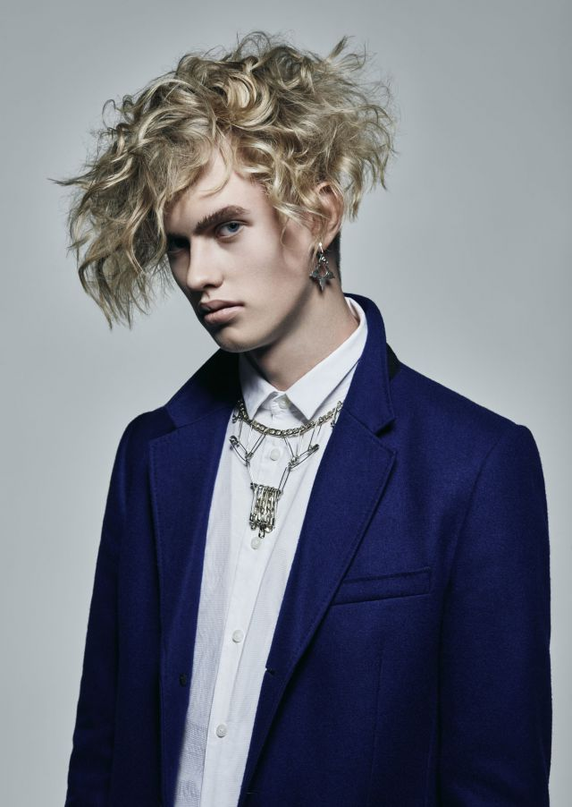 Collection Name: Nowhere Boy Hairstylist: Maria Vaughan Salon: Jarahs Hair, Berri & Loxton, South Australia   @jarahshair Photographer: Sven Kovac Make Up Artist: Sam Vlassis Fashion Stylist: Milana Scerbakova