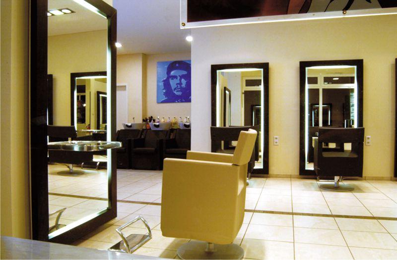 Richtige Beleuchtung Friseursalon | Lassen Sie Licht In Ihren Salon Professionelle Salonbel