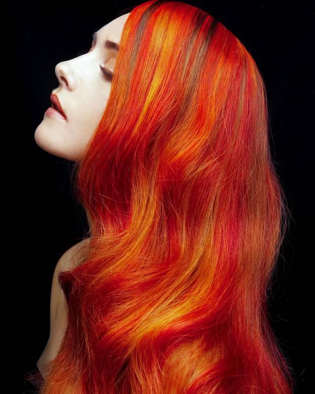 Haarfarben frauen 2017 Haarfarben